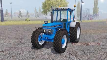 Ford 7810 twin wheels для Farming Simulator 2013