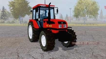 Беларус 1025.3 красный для Farming Simulator 2013