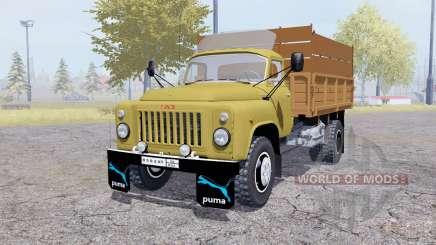 ГАЗ САЗ 3507 для Farming Simulator 2013