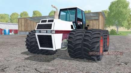Case 4894 double wheels для Farming Simulator 2015