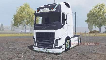 Volvo FH 750 Globetrotter XL cab 2014 для Farming Simulator 2013