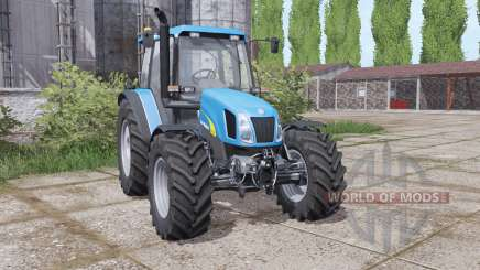 New Holland TL 100 A wheels weights для Farming Simulator 2017