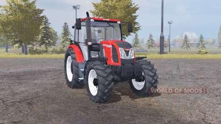 Zetor Proxima 100 front loader для Farming Simulator 2013