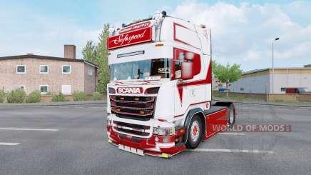 Scania R520 Sefospeed для Euro Truck Simulator 2