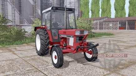 International 644 Comfort Cab для Farming Simulator 2017