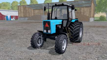 МТЗ 82.1 Беларус анимация частей для Farming Simulator 2015