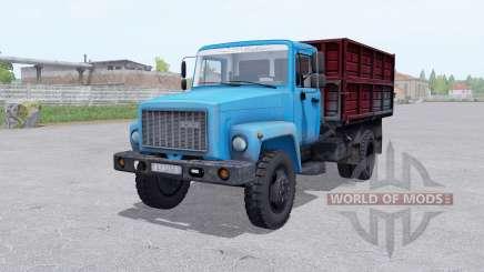 ГАЗ 3307 1989 для Farming Simulator 2017