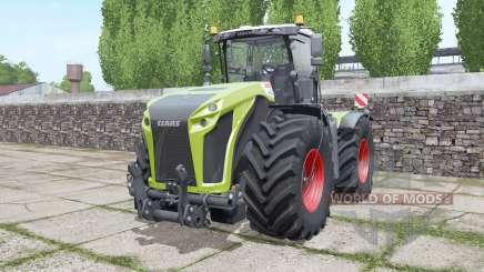 CLAAS Xerion 4500 Trac VC add weight для Farming Simulator 2017