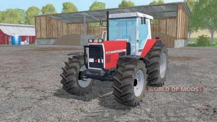 Massey Ferguson 3080 twin wheels для Farming Simulator 2015