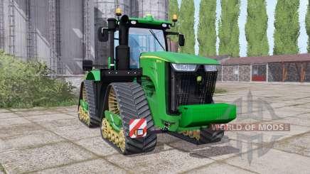 John Deere 9560RX green для Farming Simulator 2017