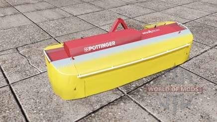 Pottinger Novaalpin 301 T v2.1 для Farming Simulator 2017
