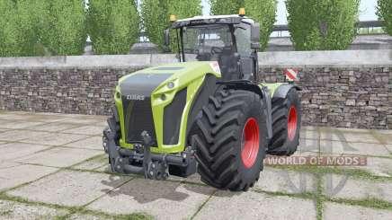 CLAAS Xerion 5000 Trac VC 2009 для Farming Simulator 2017