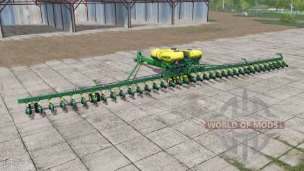 John Deere DB90 36Row для Farming Simulator 2017