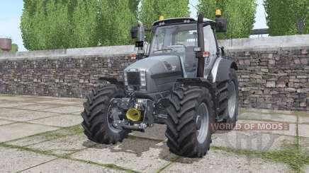 Same Fortis 240 selectable engine для Farming Simulator 2017