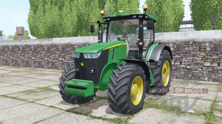 John Deere 7290R configure для Farming Simulator 2017