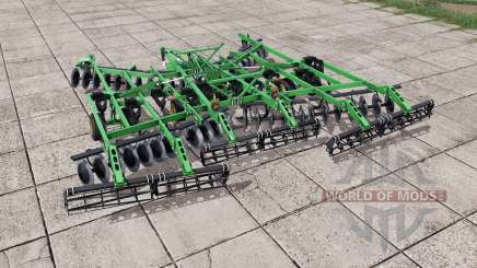 John Deere 2720 v1.1 для Farming Simulator 2017