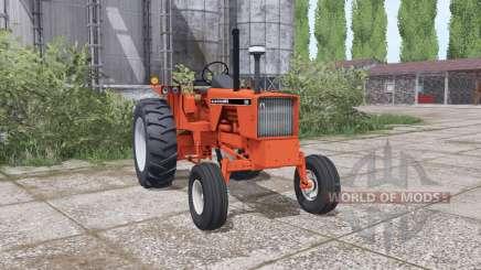 Allis-Chalmers 200 dual rear для Farming Simulator 2017