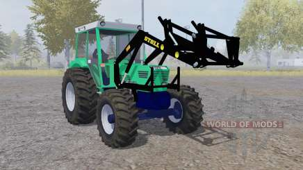 Torpedo TD 75 06 front loader для Farming Simulator 2013