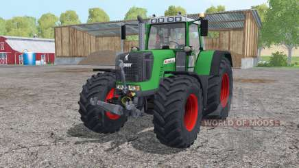 Fendt 930 Vario TMS аnimation parts для Farming Simulator 2015