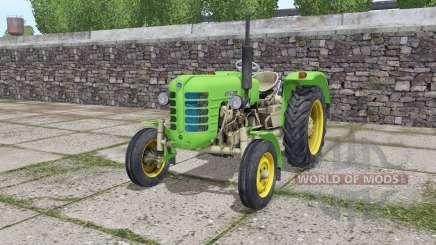 Zetor 3011 1960 для Farming Simulator 2017