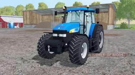 New Holland TM 155 2002 для Farming Simulator 2015