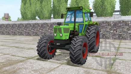 Deutz D 80 06 interactive control для Farming Simulator 2017