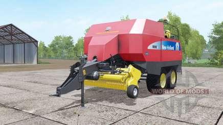 New Holland BigBaler 960 A для Farming Simulator 2017