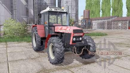 Zetor 16245 configure для Farming Simulator 2017