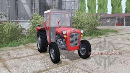 IMT 539 DeLuxe interactive control для Farming Simulator 2017