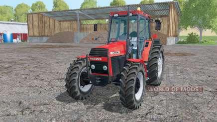 Ursus 934 change wheels для Farming Simulator 2015