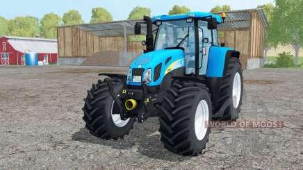 New Holland T7550 interactive control для Farming Simulator 2015