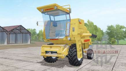 New Holland Clayson 8070 wheels selection для Farming Simulator 2017