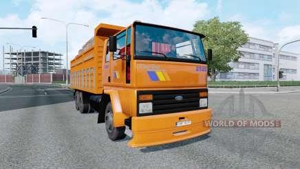 Ford Cargo 2520 v5.1 для Euro Truck Simulator 2