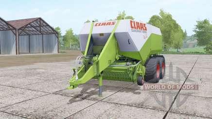 Claas Quadrant 2200 RC v1.1 для Farming Simulator 2017
