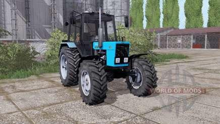 МТЗ 82.1 Беларус анимация частей для Farming Simulator 2017