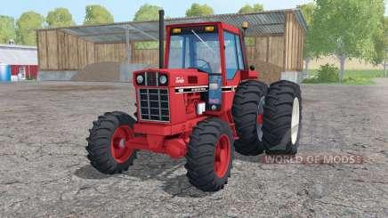 International 1086 dual rear для Farming Simulator 2015