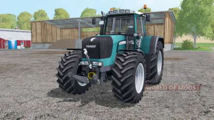 Fendt 930 Vario TMS animаtion parts для Farming Simulator 2015