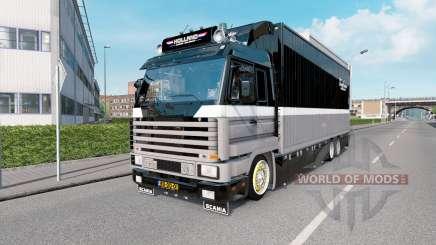 Scania R143M Topline The Old Pirate для Euro Truck Simulator 2