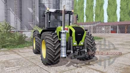 CLAAS Xerion 3800 Trac VC chip tuning для Farming Simulator 2017