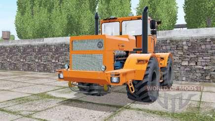 Кировец К-701 с выбором двигателя для Farming Simulator 2017