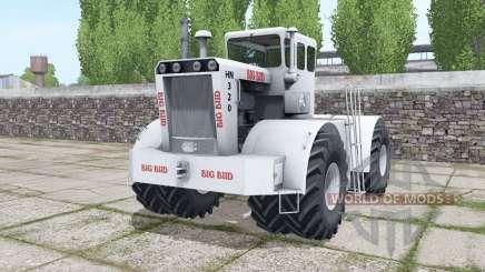Big Bud HN 320 1976 twin wheels для Farming Simulator 2017