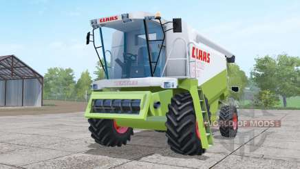Claas Lexion 480 working mirrors для Farming Simulator 2017