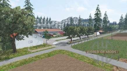 Вюрцбург для Farming Simulator 2015