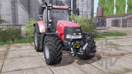 Case IH Puma 185 CVX new lights для Farming Simulator 2017