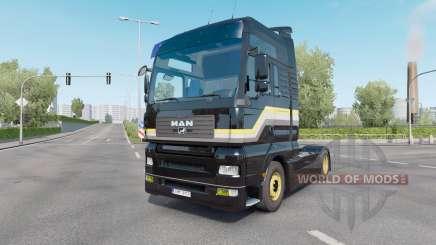 MAN TGA 18.660 XXL cab v1.6 для Euro Truck Simulator 2