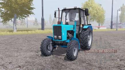 МТЗ 82.1 Беларус ПКУ-0.8 для Farming Simulator 2013