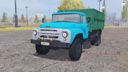 ЗиЛ ММЗ 554 1972 v2.0 для Farming Simulator 2013