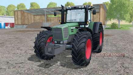 Fendt Favorit 824 Turboshift front weight для Farming Simulator 2015