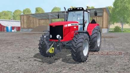 Massey Ferguson 6495 Dyna-6 2004 для Farming Simulator 2015