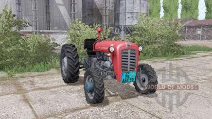 IMT 533 DeLuxe animation parts для Farming Simulator 2017